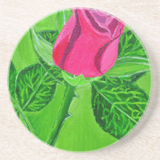 Rose 1a coaster