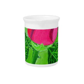 Rose 1a drink pitchers