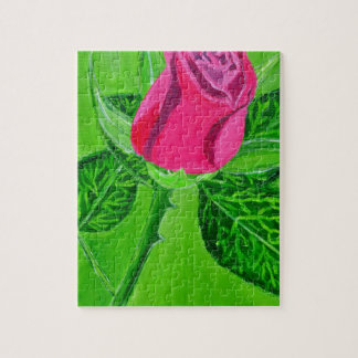 Rose 1a jigsaw puzzle