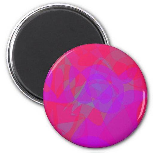 Rose 2 refrigerator magnet