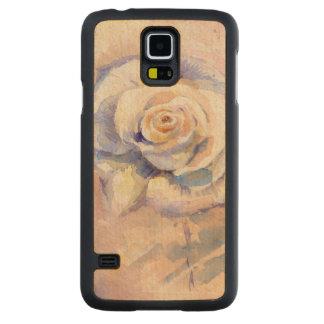 Rose 2 maple galaxy s5 slim case