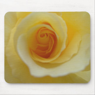 Rose 2 mousemat lemon