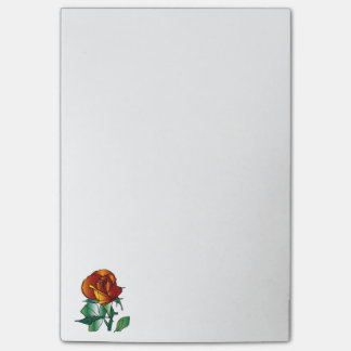 Rose 4x6 post-it notes post-it® notes