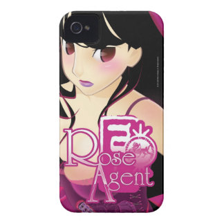 Rose Agent - Case-Mate iPhone 4 Barely There Case iPhone 4 Covers