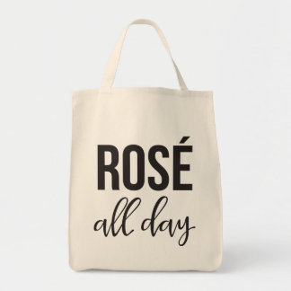 Rose all Day Grocery Tote