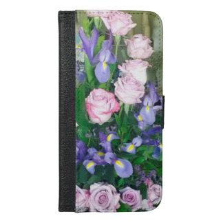 Rose and Iris Phone Case
