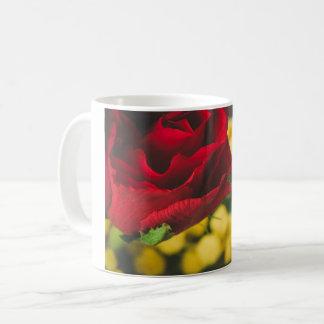 Rose and mimosas coffee mug