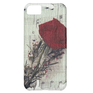 <Rose and Music> by Kim Koza 2 iPhone 5C Case
