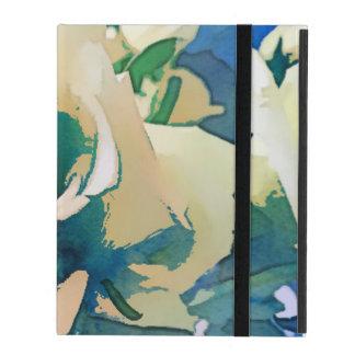 Rose Art iPad Case