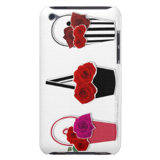 Rose Baskets iPod Case-Mate Cases