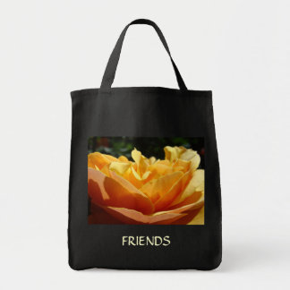 ROSE Beach Bag GIFTS FRIENDS Customize the Text