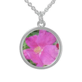 Rose Beach Plum Pink Necklaces