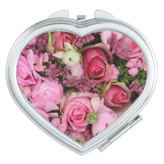 Rose bouquet by Therosegarden Mirror For Makeup