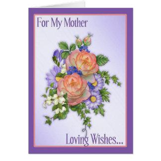 Rose Bouquet Cards