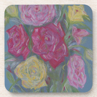 Rose Bouquet Coaster