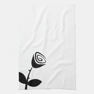 Rose Bud Tea Towel