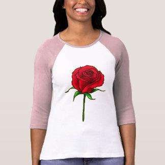 Rose Bud Tshirts