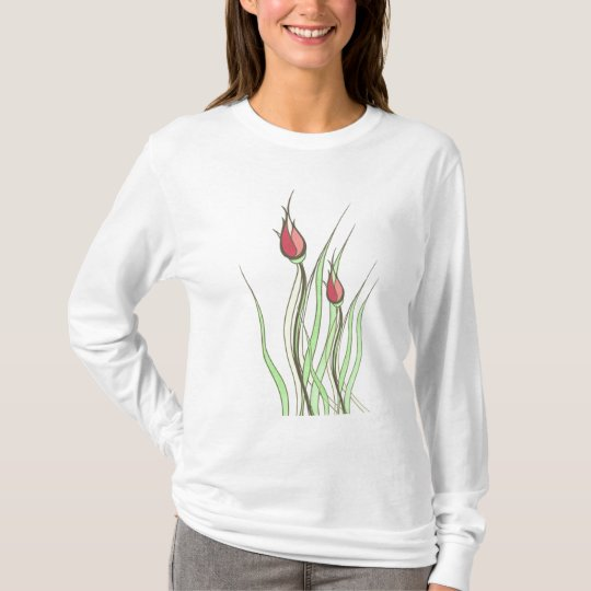 Rose Buds T-Shirt