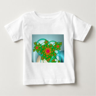 Rose Bush Baby T-Shirt