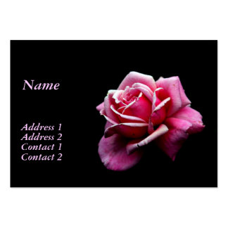 Rose Business Card Templates