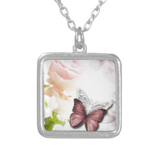 rose butter necklace