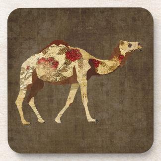 Rose Camel Coaster