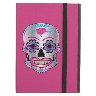 Rose Candy Skull Ipad Air Case