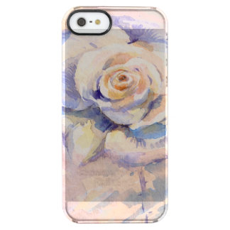 Rose Clear iPhone SE/5/5s Case