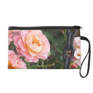 "Rose ""Clutch and the Wristlets"" Wristlet"