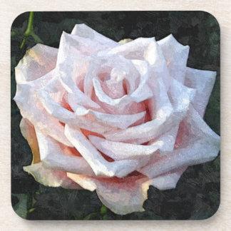 Rose Coasters