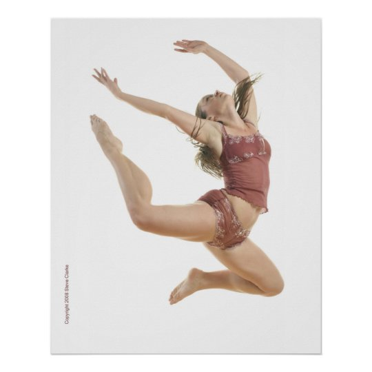 Rose Dancer Poster