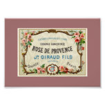 Rose de Provance a French Perfume Photographic Print
