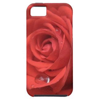 Rose Drop Tough iPhone 5 Case