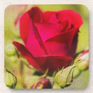 Rose Dryck Underlägg