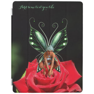 Rose fairy iPad case iPad Cover