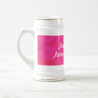 Rose Fantasy BRIDAL Beer Steins
