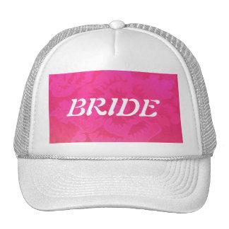 Rose Fantasy BRIDAL Cap