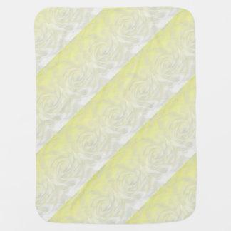 Rose Flower Close-up Baby Blanket