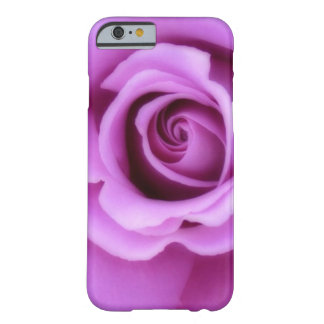 Rose Flower Lavender Purple Pink pretty floral Barely There iPhone 6 Case