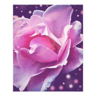 Rose Custom Flyer