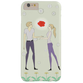 rose for you barely there iPhone 6 plus case