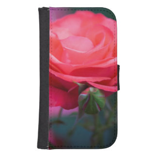 Rose from the Portland Rose Garden Samsung S4 Wallet Case