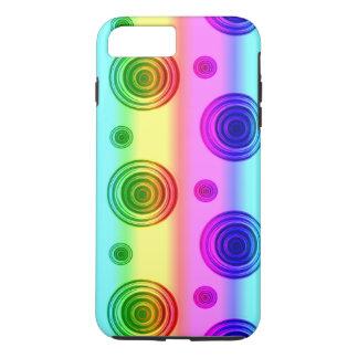 rose fusion iPhone 7 plus case