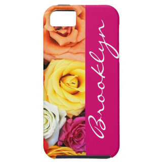 Rose Garden Case For The iPhone 5