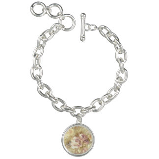 Rose Garden Charm Bracelet