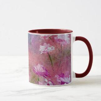 """Rose Garden"" Fine Art Impressionist Mug"