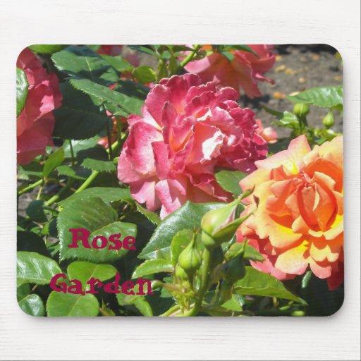 Rose Garden Mousepads