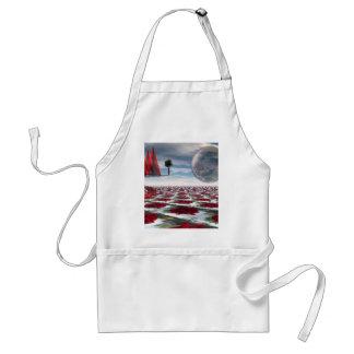 Rose garden standard apron
