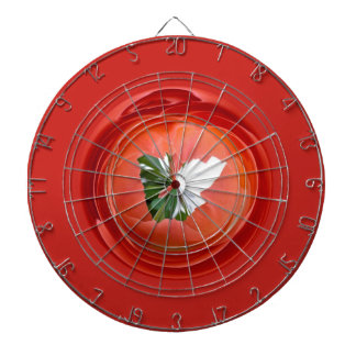 Rose Globe Dartboard
