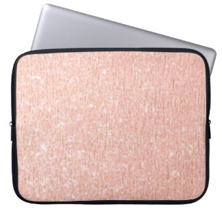 Rose Gold 13' Laptop Cover